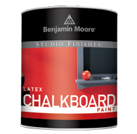 Studio Finishes® Chalkboard Paint 307