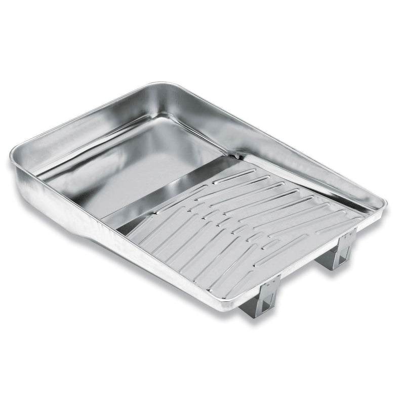 Wooster Brush 1 Quart Deluxe Metal Paint Tray R402-11