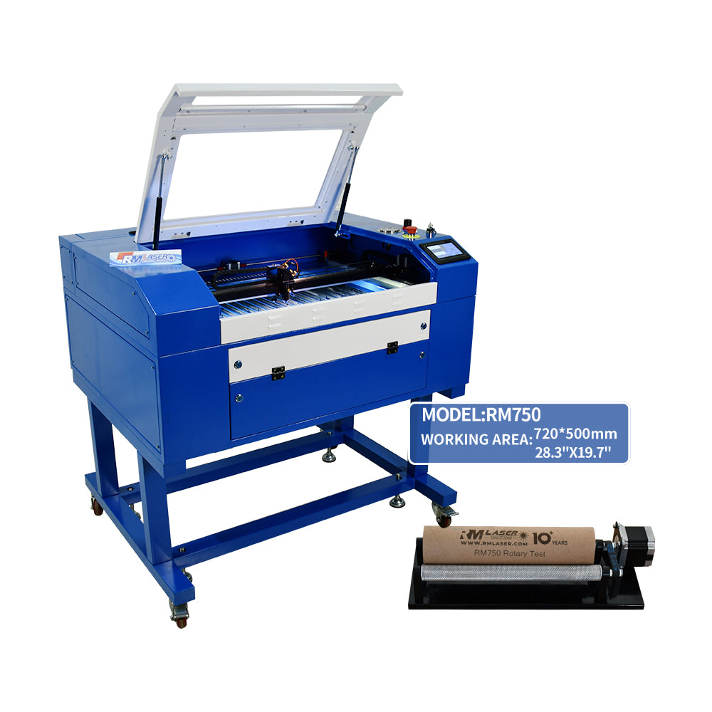 750 Series New Benchmark Laser Cutter Engraver Reci 90W Working Area 28