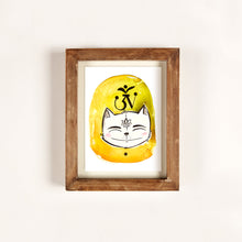 Load image into Gallery viewer, Om cat | PRINT