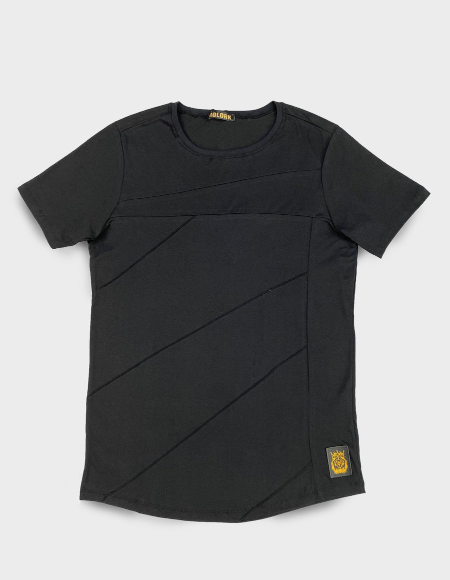 T-Shirt Nervura Black