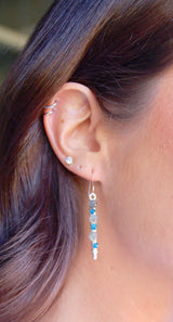 Path to Inspiration Apatite Earrings