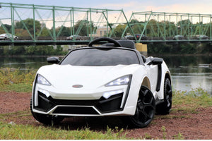 KIDS LUXURY ELECTRIC CAR
