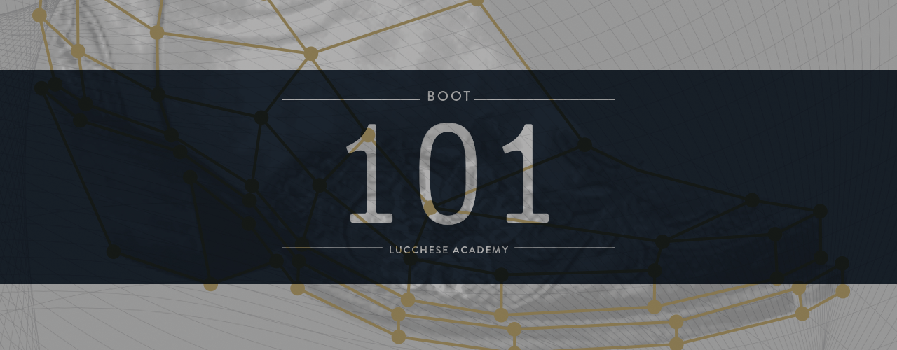 Boot 101 Lucchese Academy