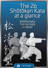 Load image into Gallery viewer, The 26 Shotokan-Kata at a glance (PDF Version) - Shotokan-Kata