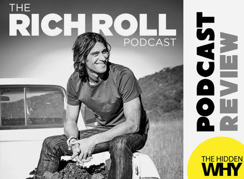 Fearless Wanaka recommends the Rich Roll Podcast