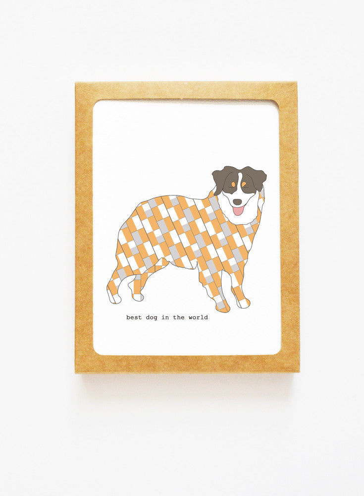 Australian Shepherd Boxed Notes