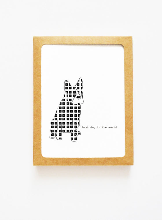 Boston Terrier Boxed Notes