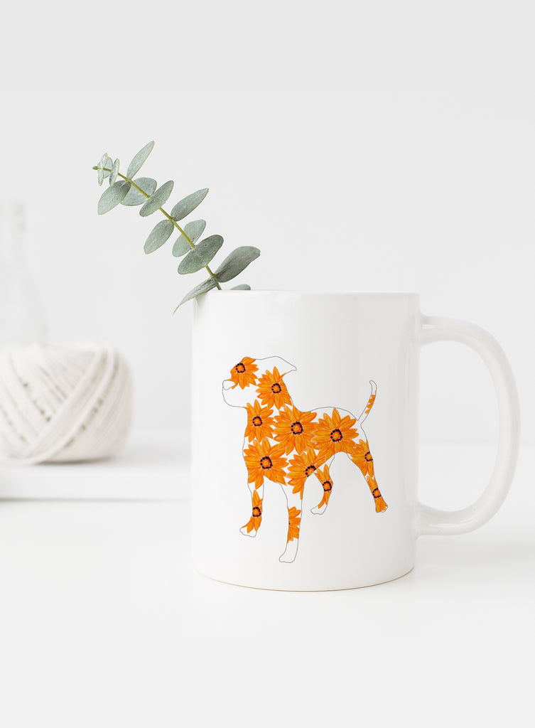 October Birth Flower Mug