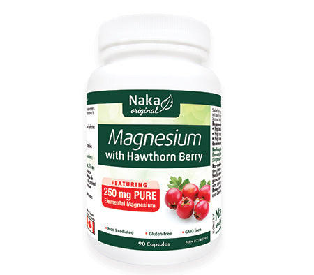 Magnesium with Hawthorn Berry
