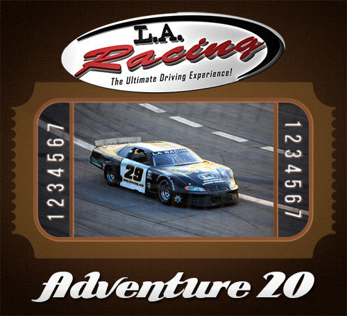Adventure 20 Loyalty Race Pass