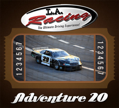 Adventure 20 Race Pass