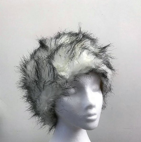 Thick Faux Fur Hat