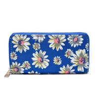 Summer Daisy Print Purse