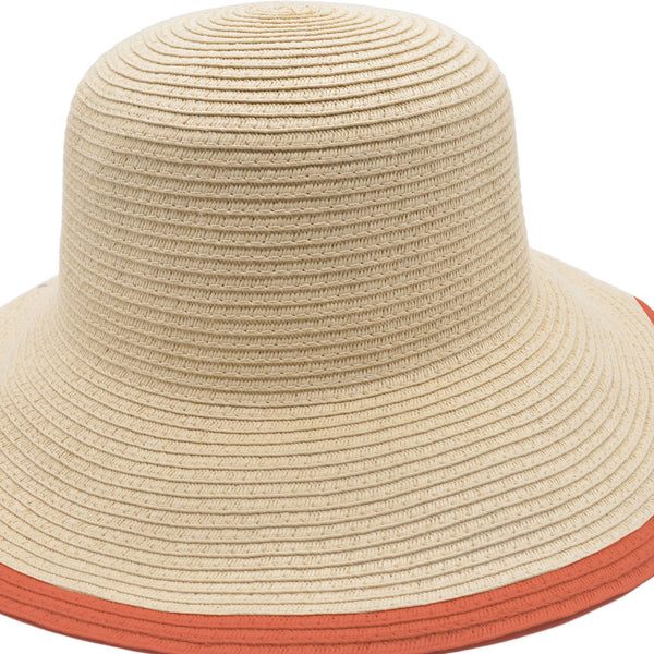 Woman's Wide Brim Summer Hat