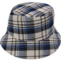 Checkered Fisherman Bucket