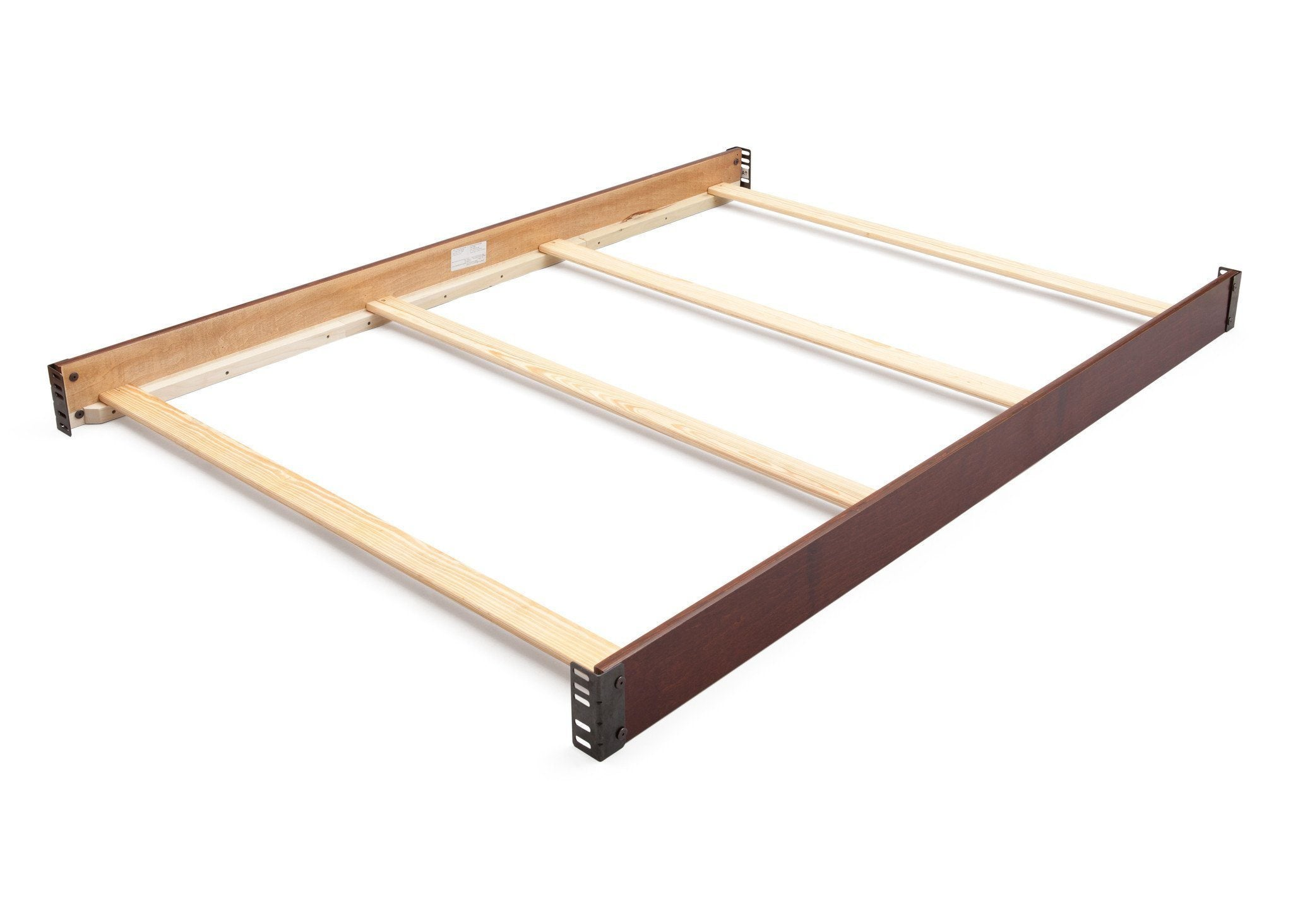 Simmons Kids Espresso Cherry (205) Wood Bed Rails (0020) d1d