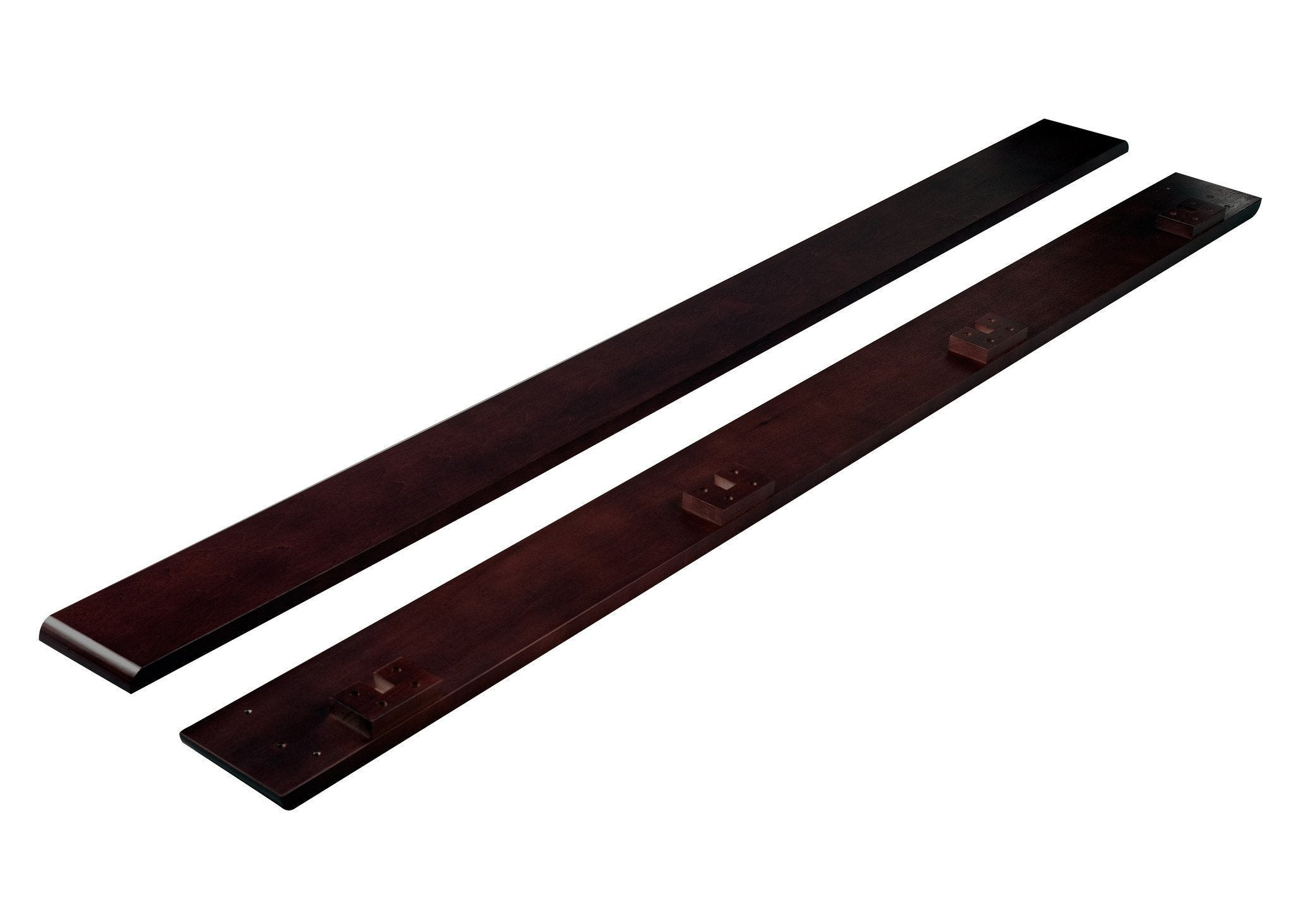 Simmons Kids Dark Chocolate (207) Wood Bed Rails (0020) e1e