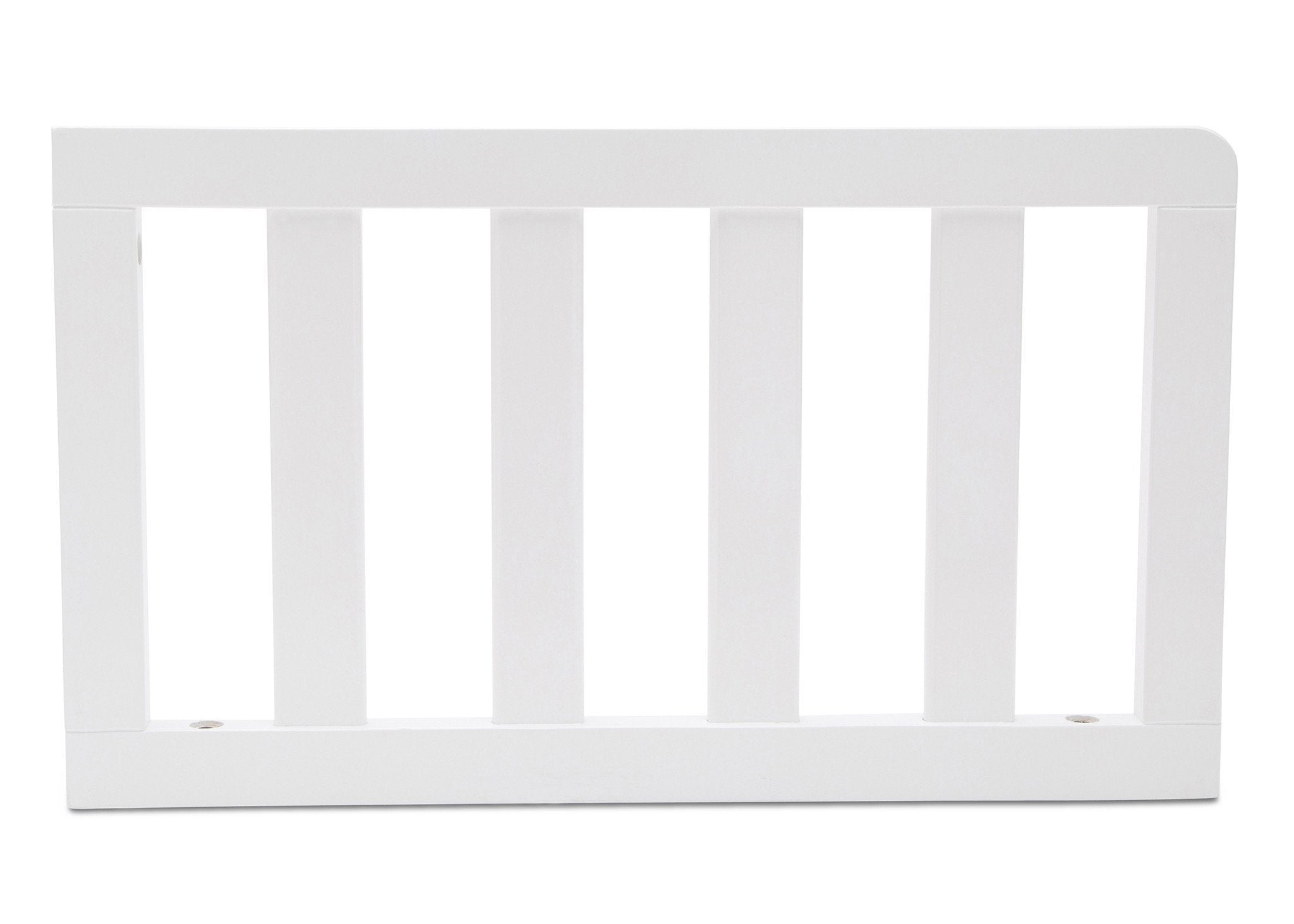 Simmons Kids White Ambiance (108) Toddler Guardrail (0080) aa1aa