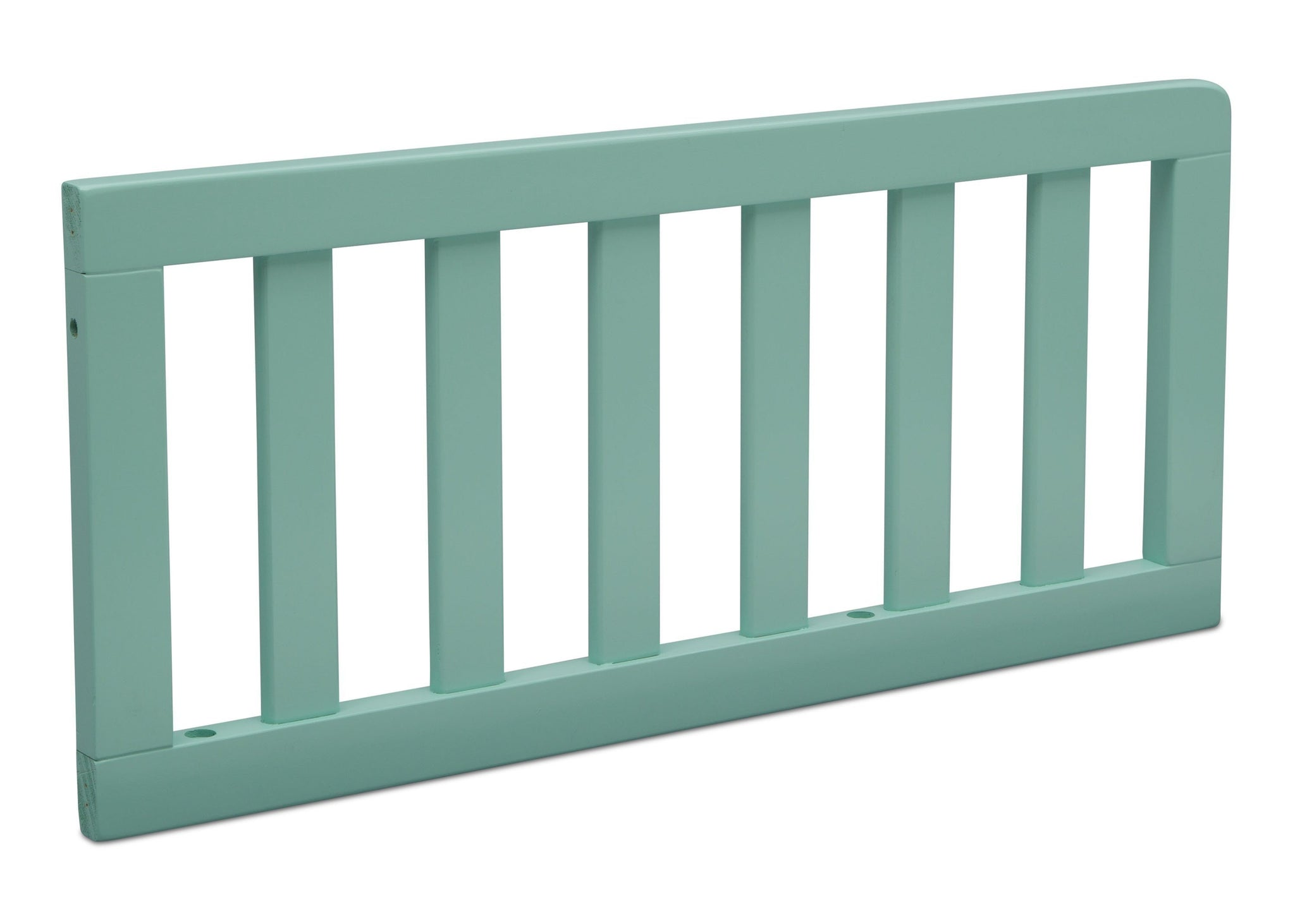 Delta Children Aqua (347) Toddler Guardrail (0080), Angled View bbb2bbb