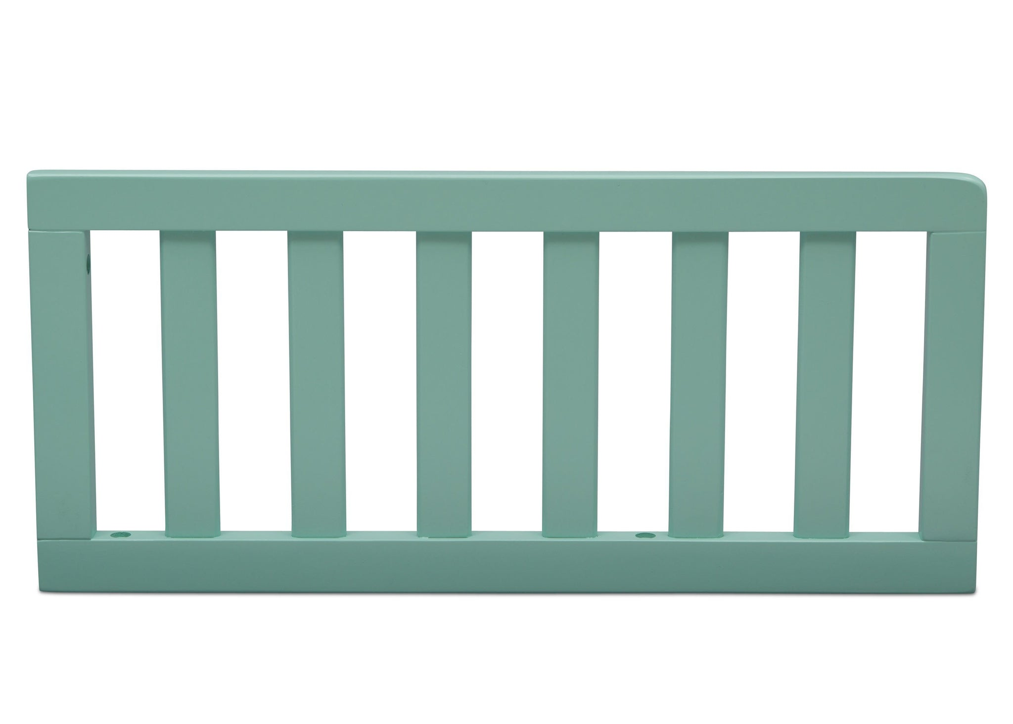 Delta Children Aqua (347) Toddler Guardrail (0080), Front View bbb1bbb