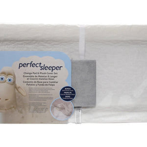 Serta Perfect Sleeper Changing Pad Packaged View No Color (NO)