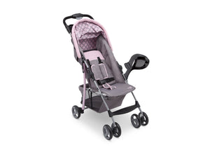 Delta Children Katie (2256) CX Rider Stroller, Right View without canopy d2d