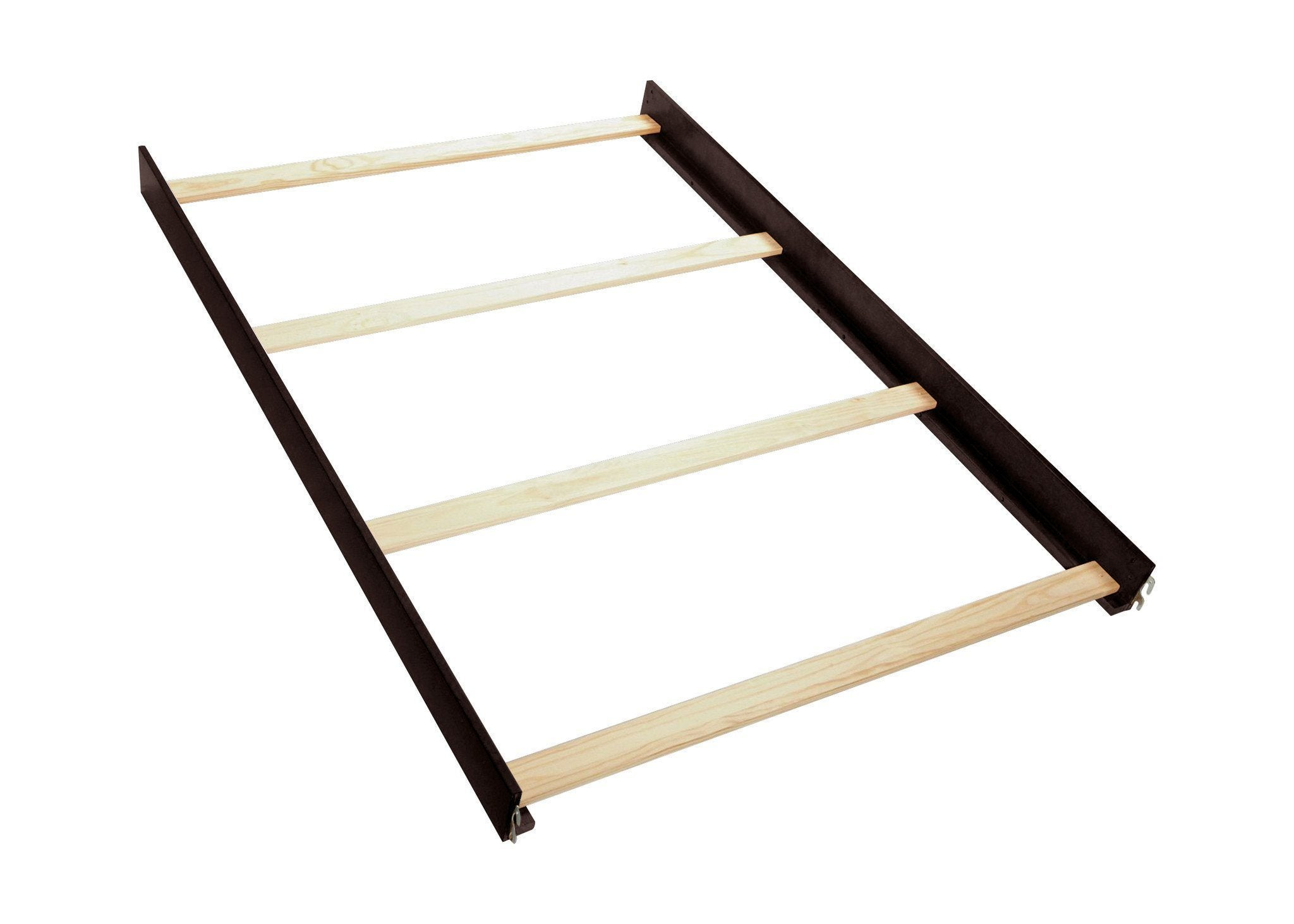 Simmons Kids Chocolate (204) Wood Bed Rails (180080) bb1bb