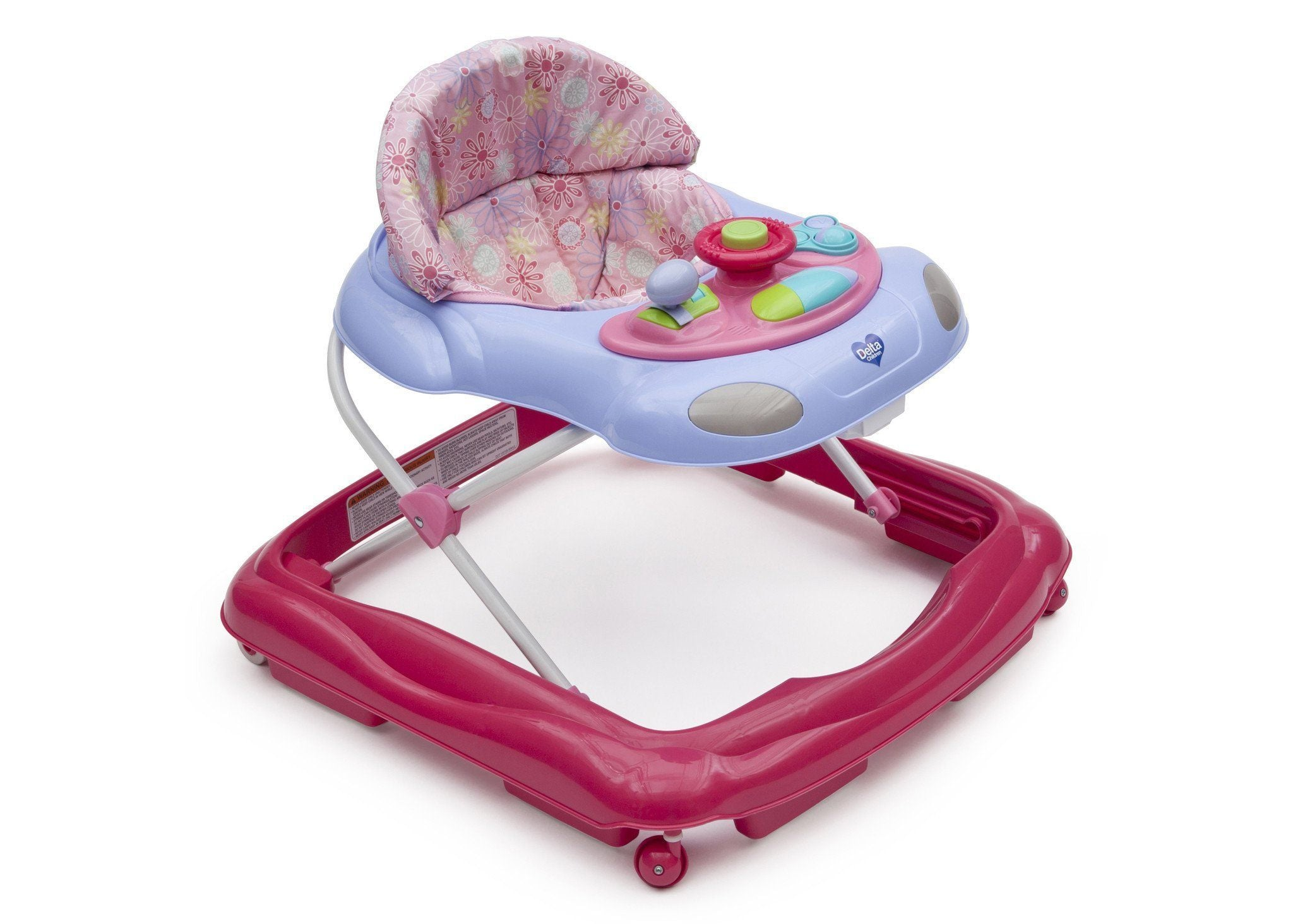 Delta Children Hannah (589) Lil' Fun Walker Right Side View c1c