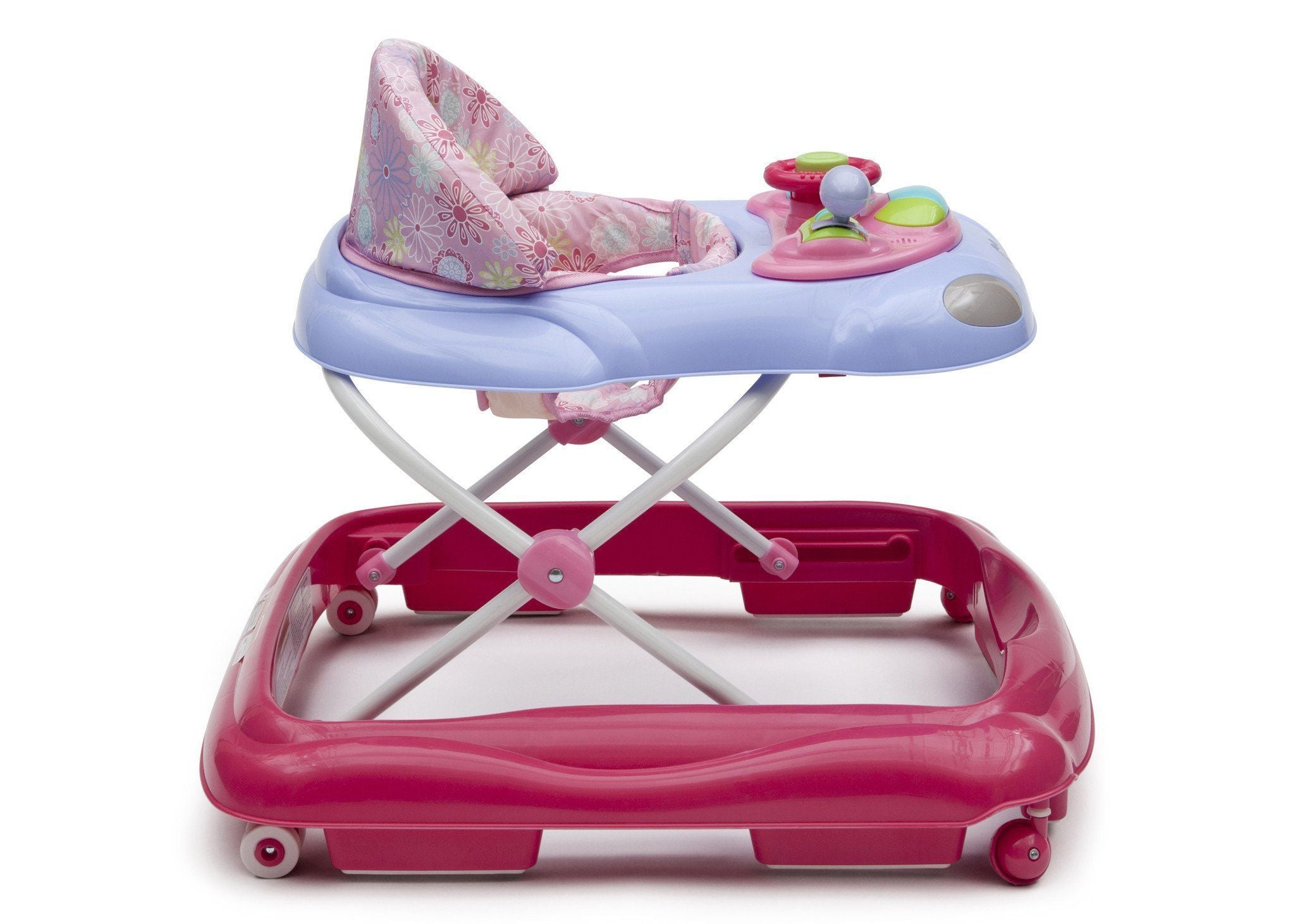 Delta Children Hannah (589) Lil' Fun Walker Full Right Side View c3c