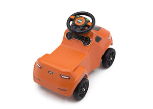 Jeep® Cherokee Ride-On Push Car Orange (865), Right Side View