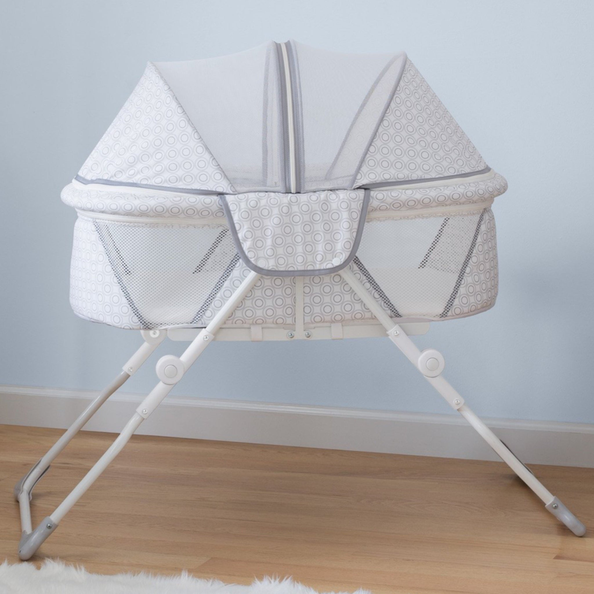 EZ Fold Ultra Compact Travel Bassinet
