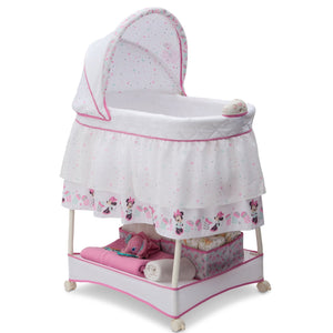Minnie Boutique Gliding Bassinet