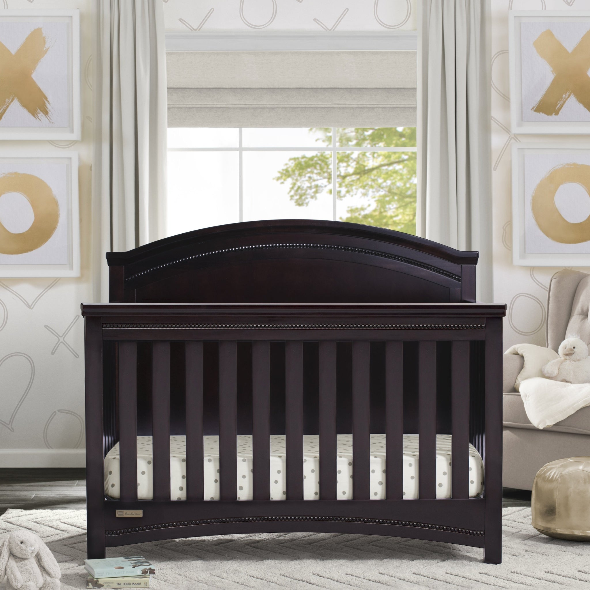 Emma Convertible 4-in-1 Crib 'N' More
