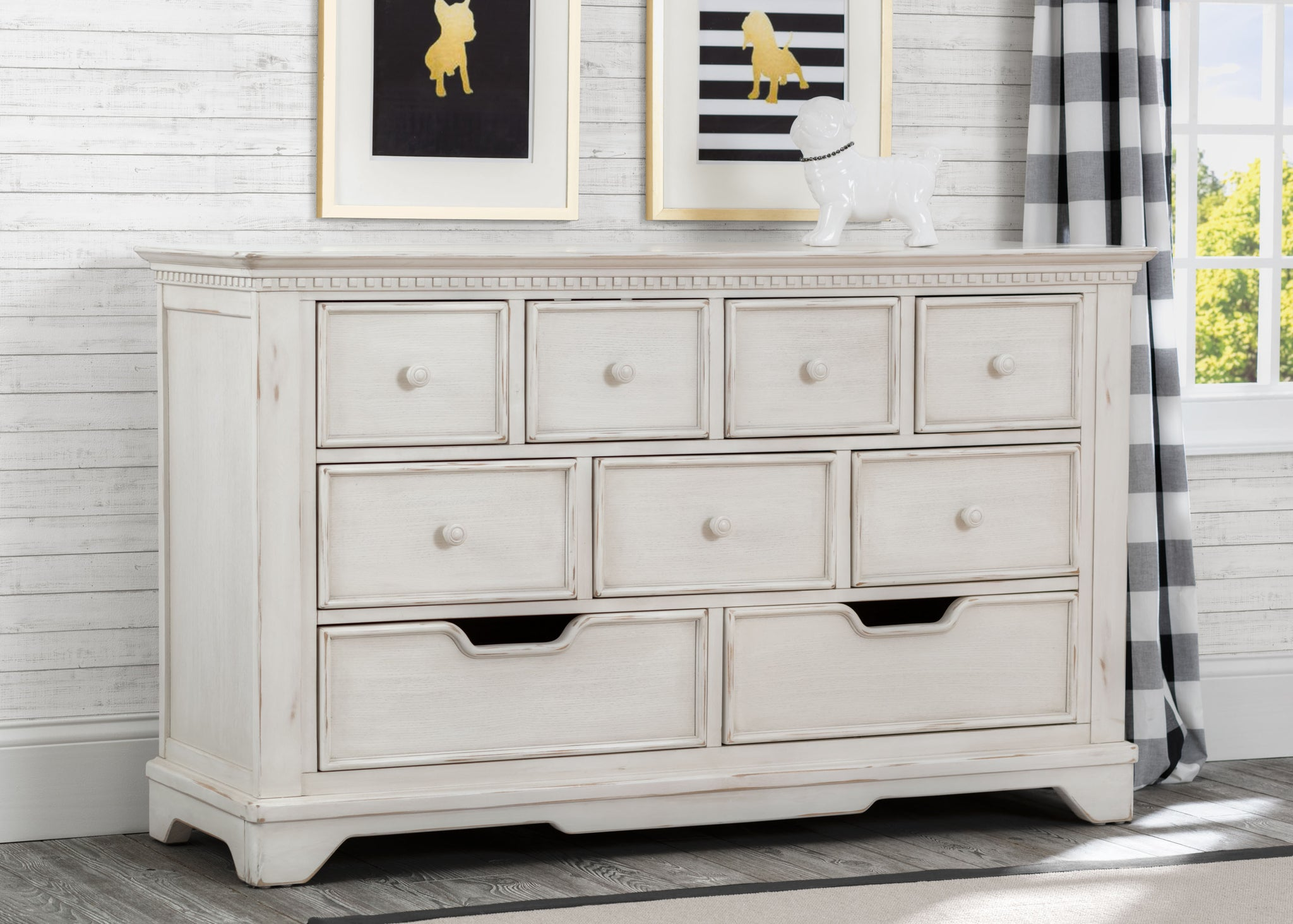Tivoli 9 Drawer Dresser