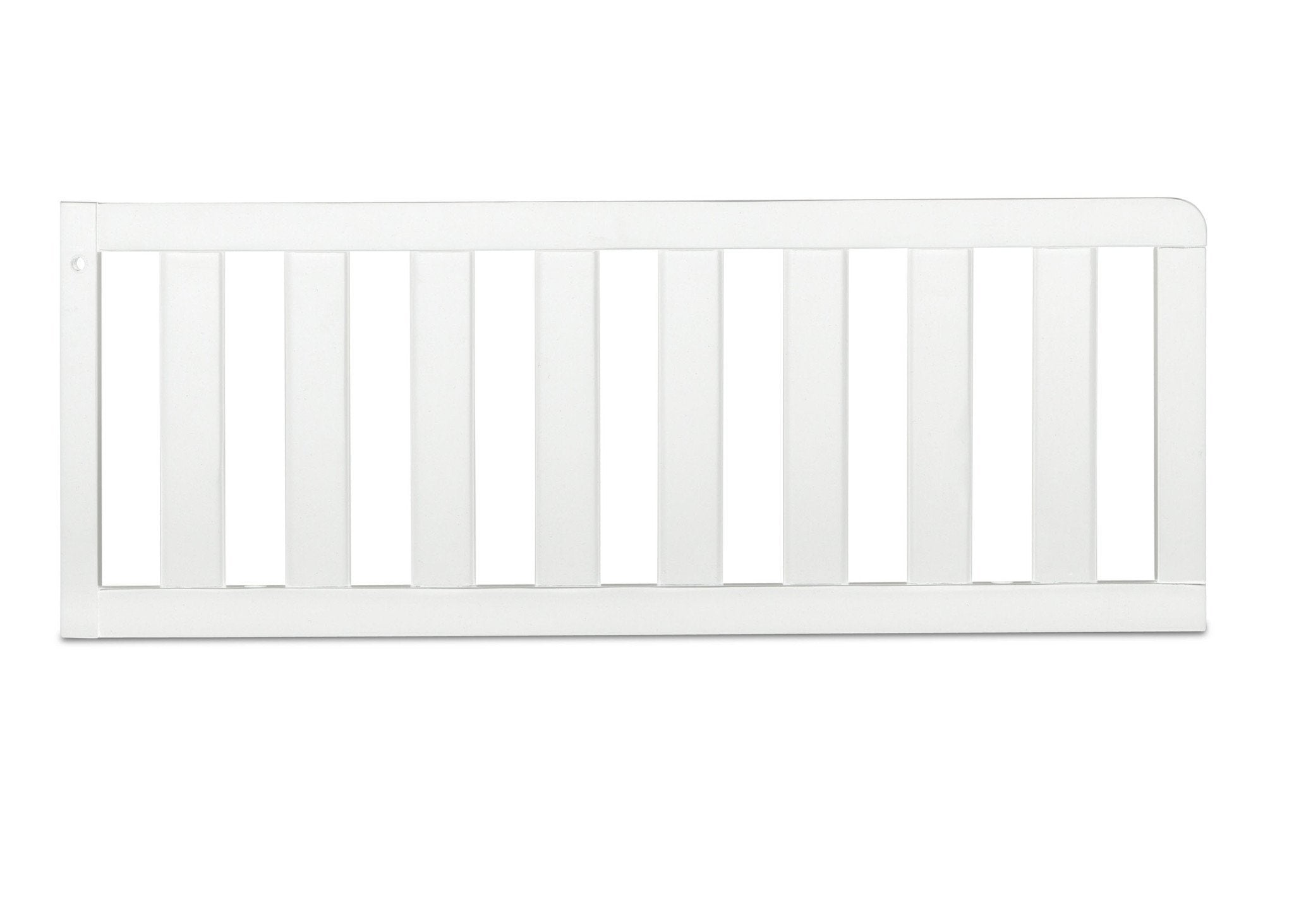 Simmons Kids Bianca (130) Toddler Guardrail, Front View c1c