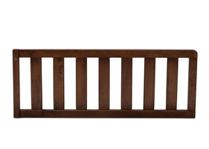 Simmons Kids Antique Chestnut (2100) Toddler Guardrail, Front View d1d