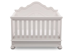 Simmons Kids Bianca (130) Peyton Crib n' more front view a2a