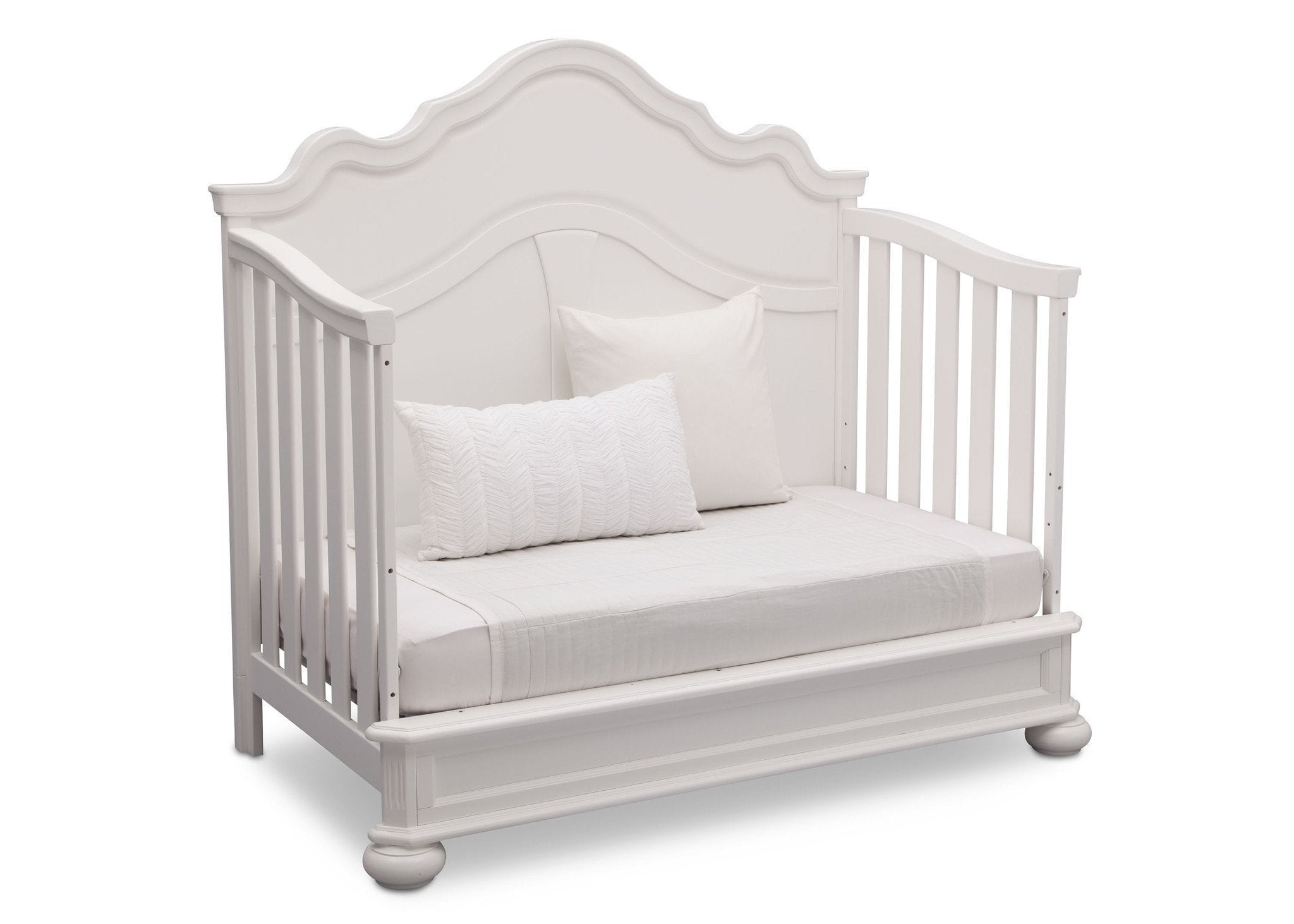 Simmons Kids Bianca (130) Peyton Crib n' more Daybed conversion view a5a
