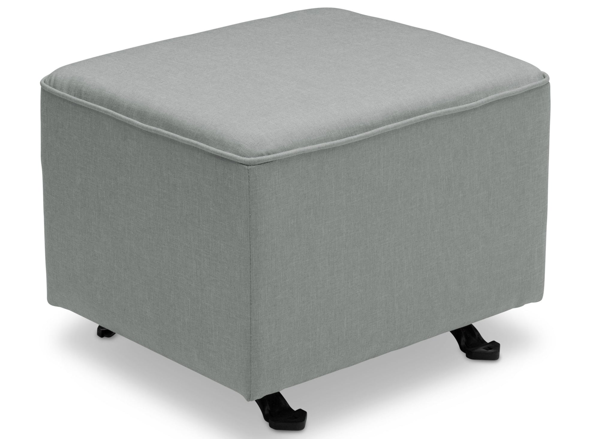 Delta Children Sea Breeze (465) Non Tufted Ottoman (501320), Right Silo c3c