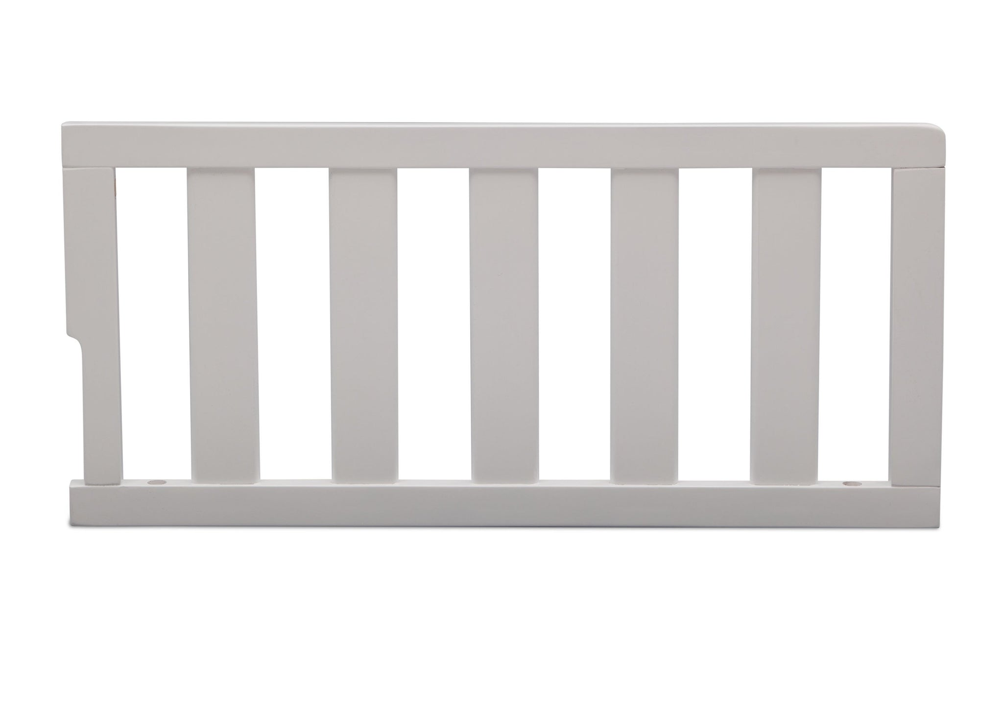Delta Children Bianca (130) Bennington Elite Toddler Guardrail (550725), Straight, b1b
