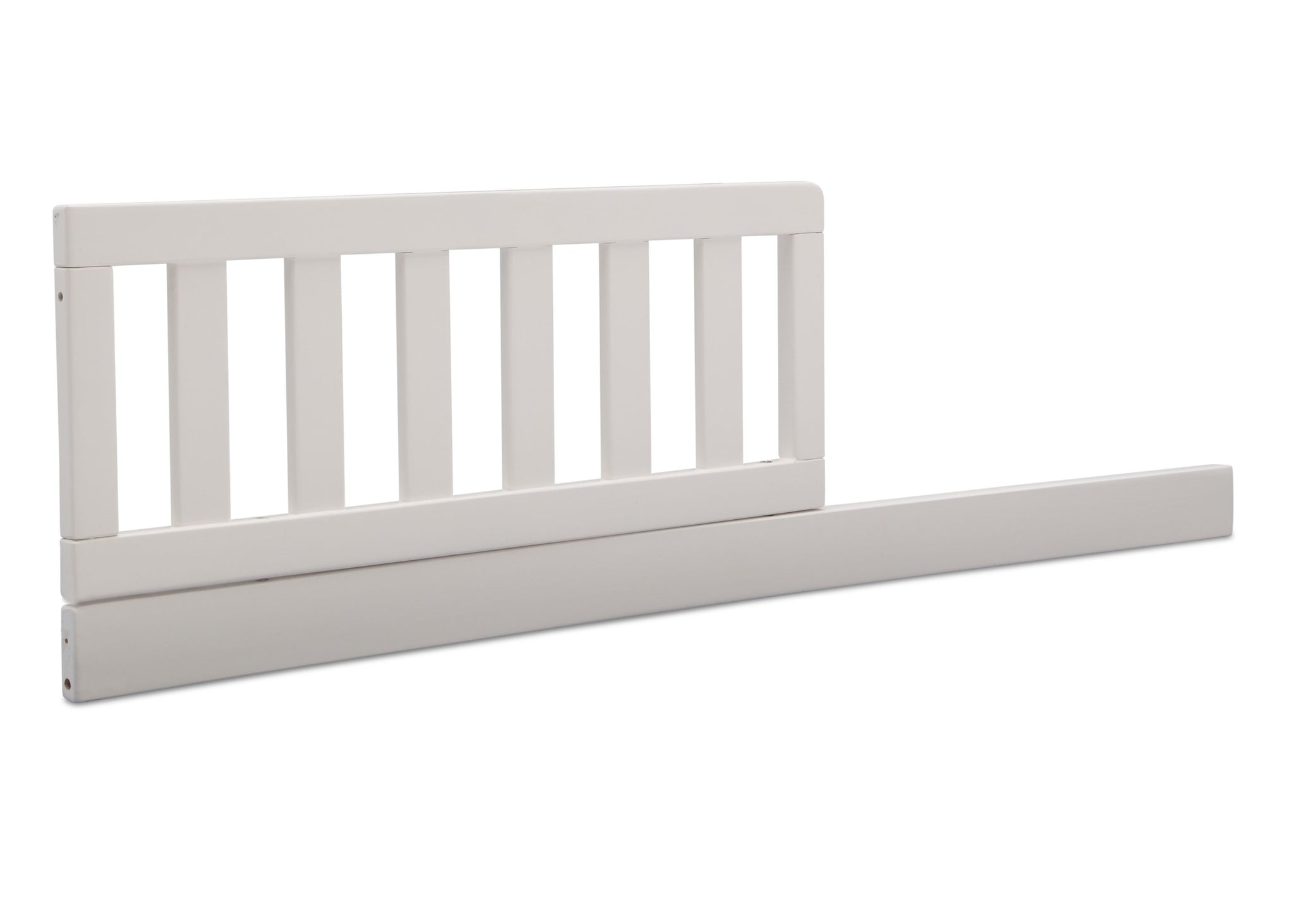 Delta Children Bianca (130) Daybed/Toddler Guardrail Kit (553725), Right Angle Daybed, b2b