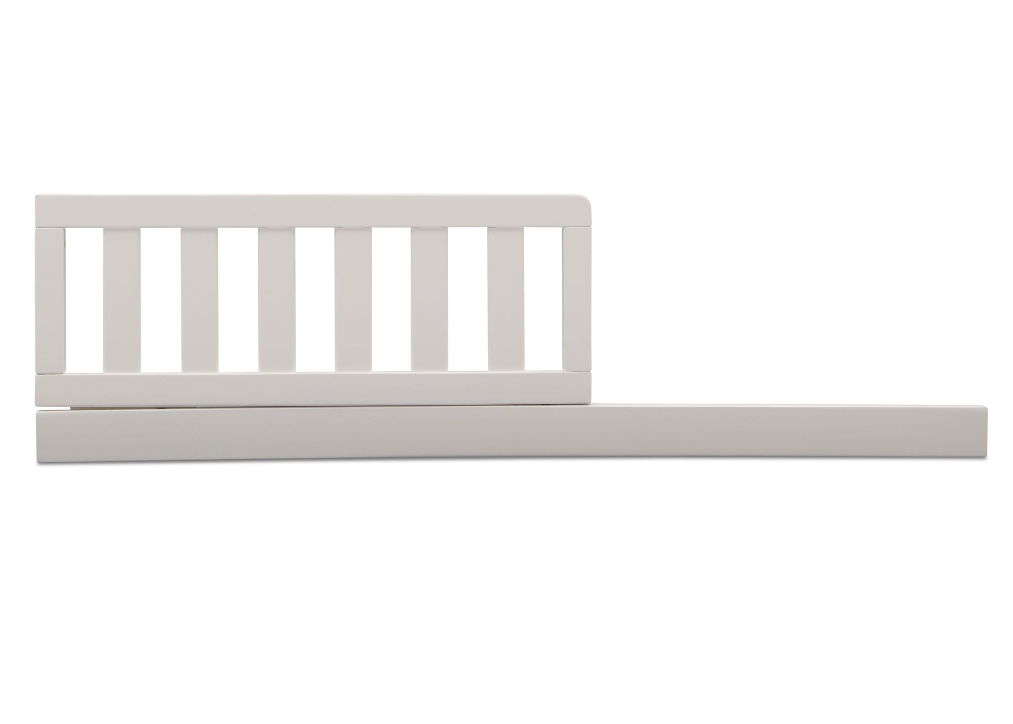 Delta Children Bianca (130) Daybed/Toddler Guardrail Kit (553725), Straight Daybed, b1b