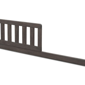 Serta Rustic Grey (084) Toddler Guardrail/Daybed Rail Kit, Side View a1a