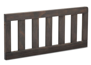 Serta Rustic Grey (084) Toddler Guardrail (701725), Angled View a2a