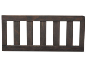 Serta Rustic Grey (084) Toddler Guardrail (701725), Front View a1a