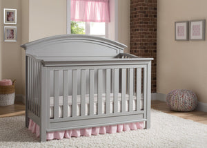 Serta Grey (026) Adelaide 4-in-1 Crib, Hangtag View a2a
