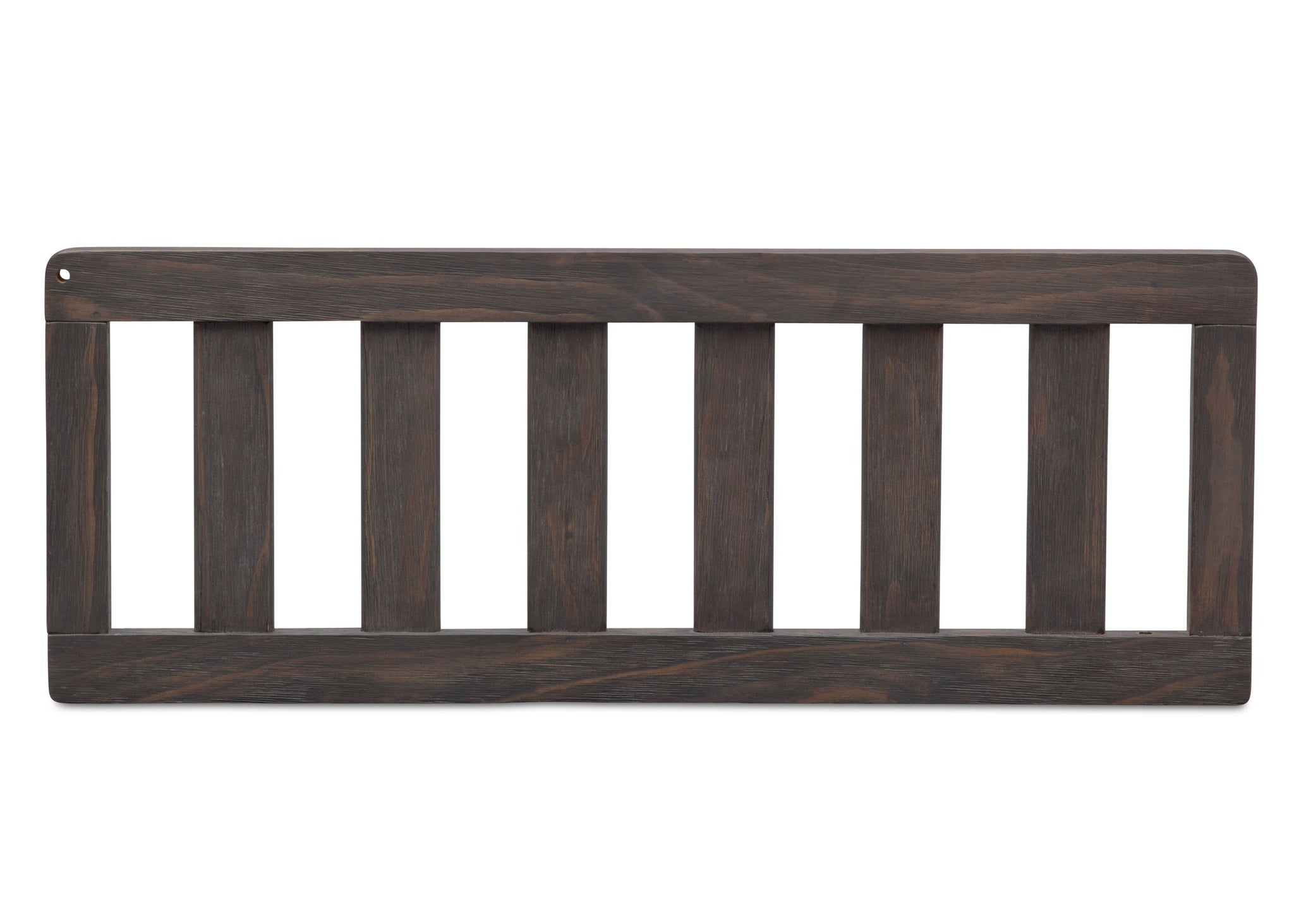 Serta Daybed/Toddler Guardrail Kit (703725) Rustic Grey (084ST) Front View a1a