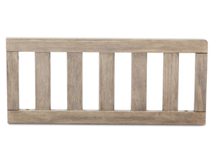 Delta Children Rustic Driftwood (112) Toddler Guardrail (705725), a1a