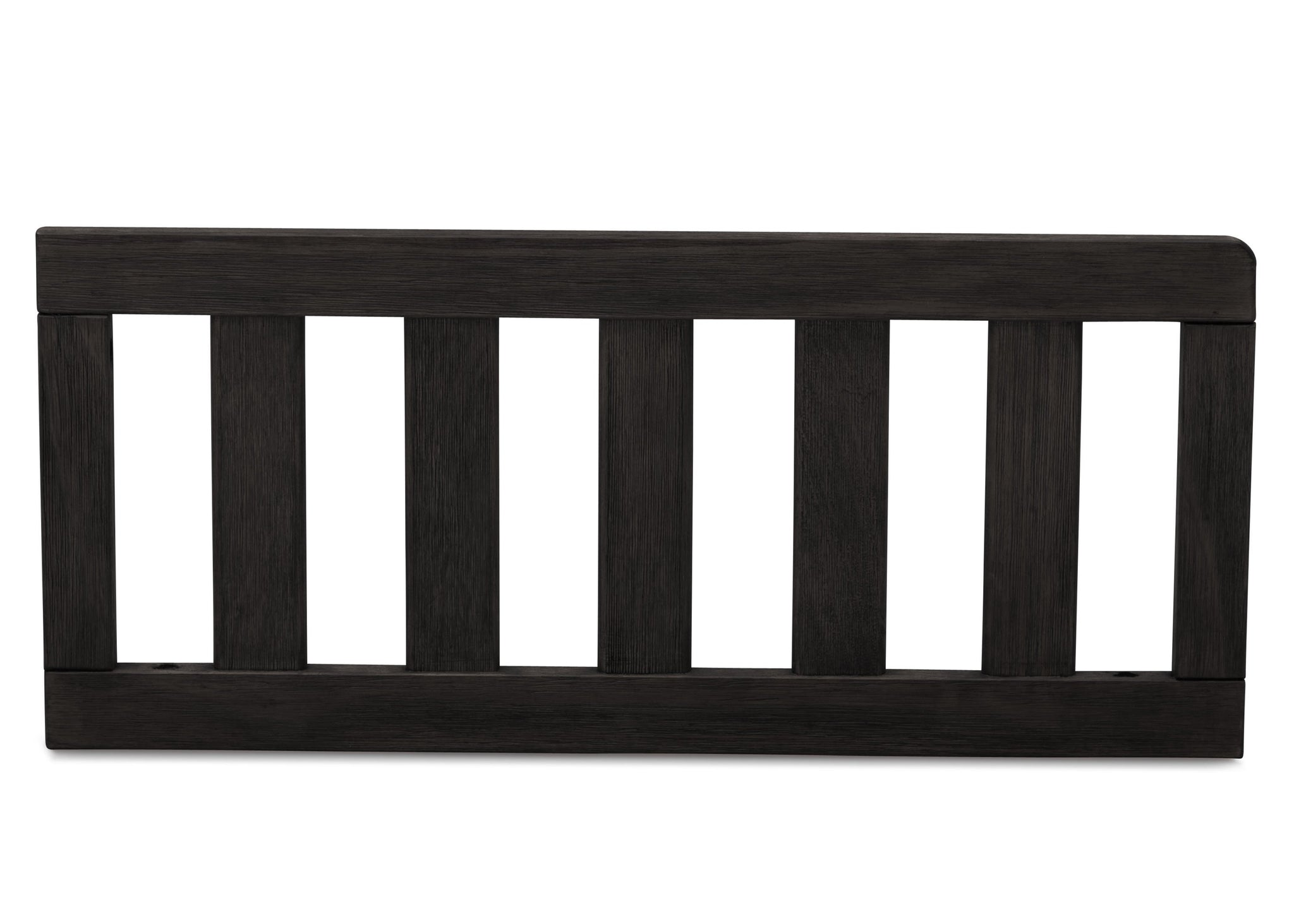Delta Children Rustic Ebony (935) Toddler Guardrail (705725), c1c
